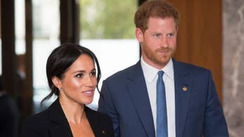 Meghan Markle and Prince Harry's relationship timeline, from first meeting to royal baby announcement