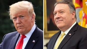 Trump sending Pompeo 'immediately' to meet with Saudi King