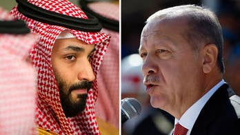 Turkey, Saudi Arabia to conduct joint search of consulate