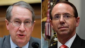 Goodlatte considering subpoena threat for Rosenstein