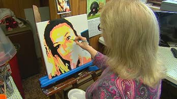 NH mom uses art to raise awareness of nation's opioid crisis