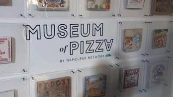 Museum of Pizza opens in New York City