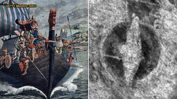 Canadian carvings may depict Vikings, study suggests