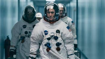 'First Man' underwhelms on opening weekend, opens at No. 3 at the box office