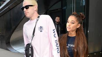 'Thank U, Next' -- Ariana Grande drops new song before 'SNL,' name-checks Pete Davidson, Mac Miller
