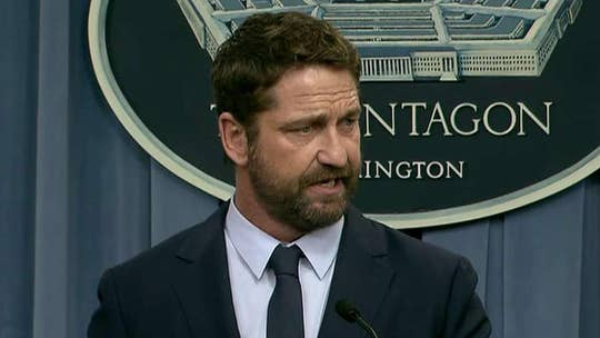 Gerard Butler: 'Insensitive' to go to Saudi Arabia right now