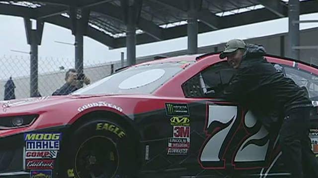 A look at the family business of NASCAR