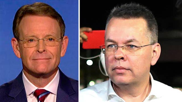 Perkins: Release of Pastor Brunson a 'foreign policy reset'