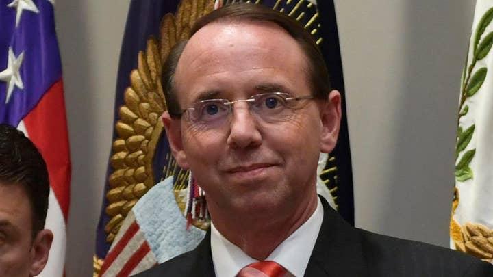 Rep. Darrell Issa wants accountability from Rod Rosenstein
