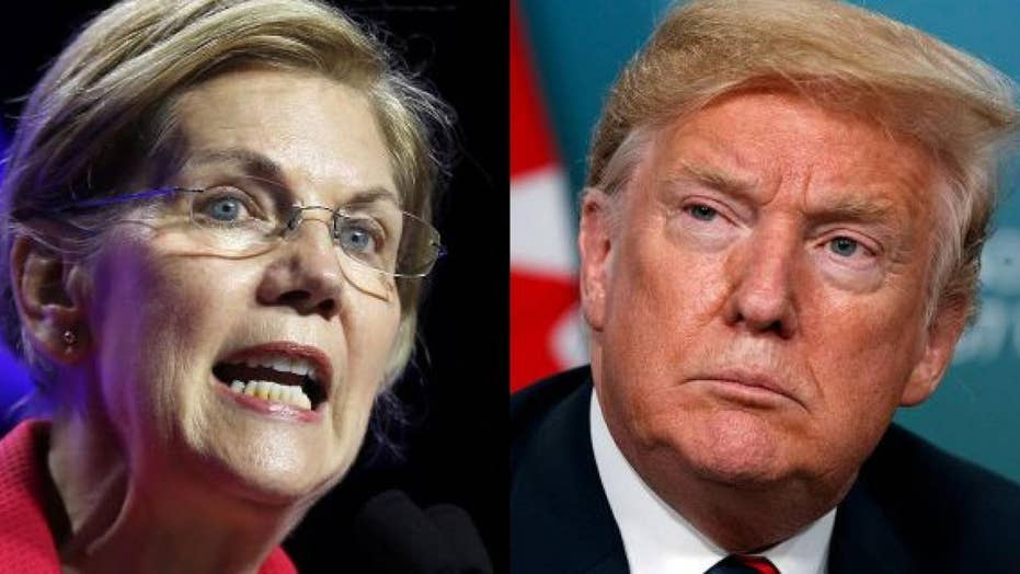 Warren releases DNA analysis on Native American heritage, firing back at Trump attacks