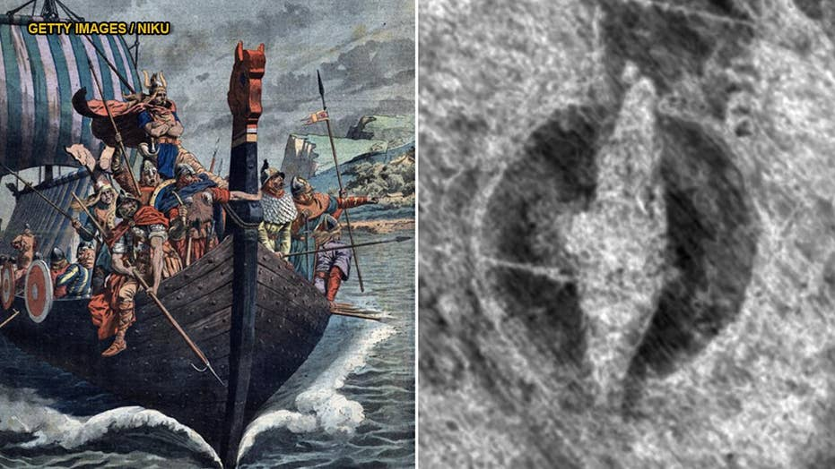 Viking longship discovery thrills archaeologists