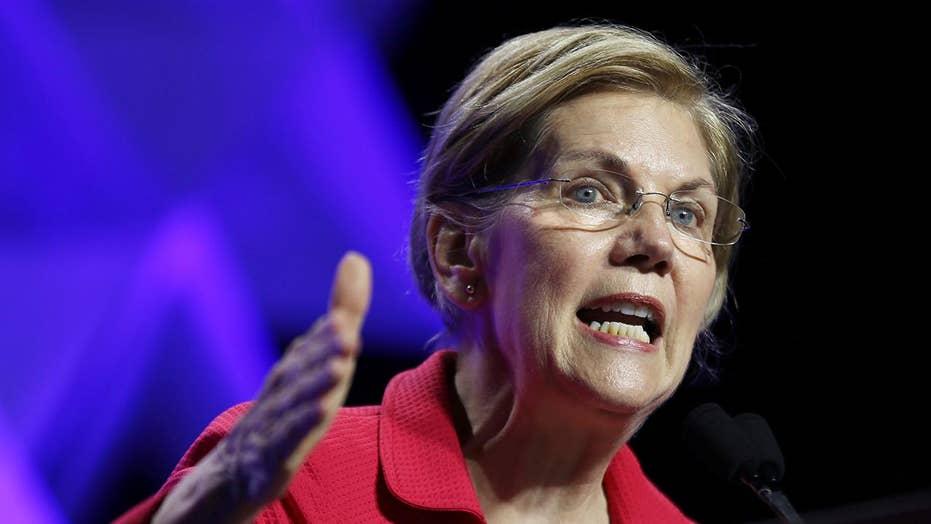 Warren provides DNA test over Trump ancestry questions
