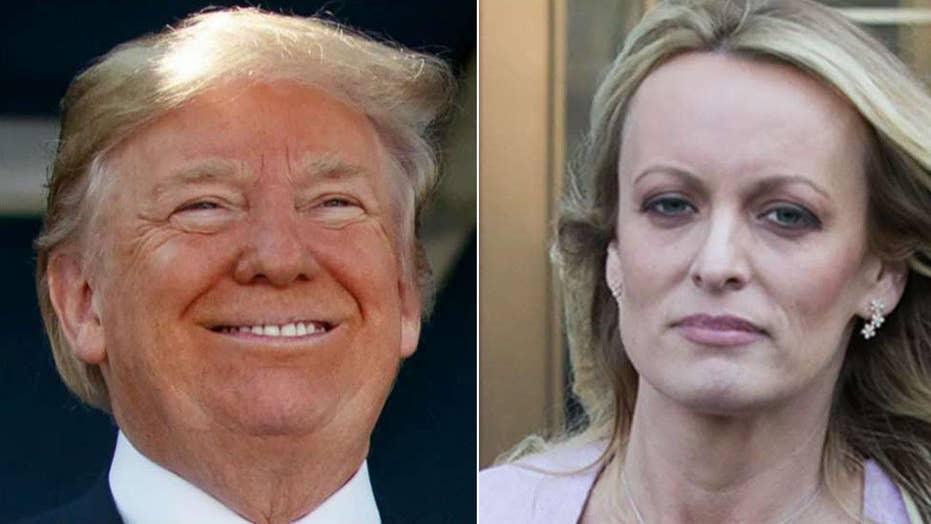 FEC drops Trump-Stormy Daniels hush-money investigation