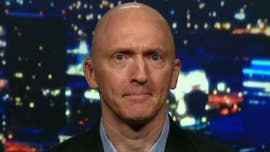Carter page sues DNC for alleged defamation stemming from Steele dossier