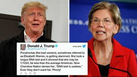 Elizabeth Warren painted victor in Trump tiff by networks, skipping Cherokee Nation rebuke, key stat