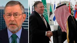Saudi Arabia's $100M pledge arrives in American accounts as Pompeo lands in Riyadh: report