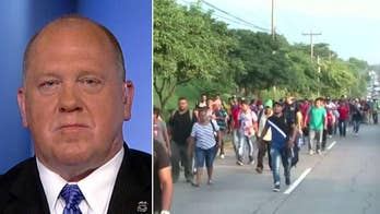 Homan: Democrats don't have desire to fix border crisis