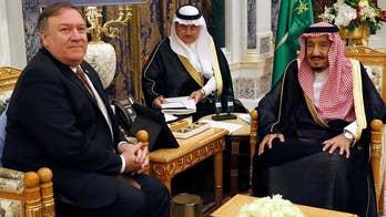 Trump: Saudi crown prince 'denied any knowledge' of Khashoggi's disappearance