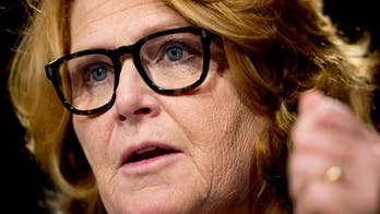 Sen. Heitkamp apologizes over sex assault campaign ad