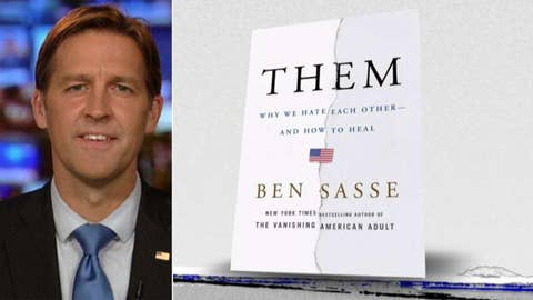 Sen. Ben Sasse on bridging the divide in America