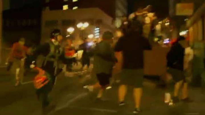 Exposing the left's mob-rule tactics