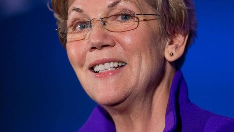 Tucker: Fauxcahontas is on the warpath
