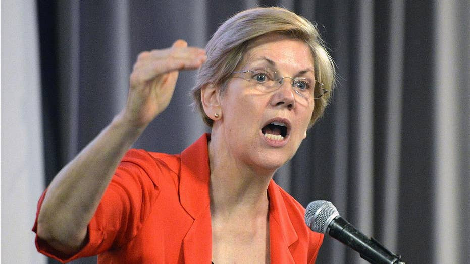 Cherokee Nation member demands apology from Sen. Warren
