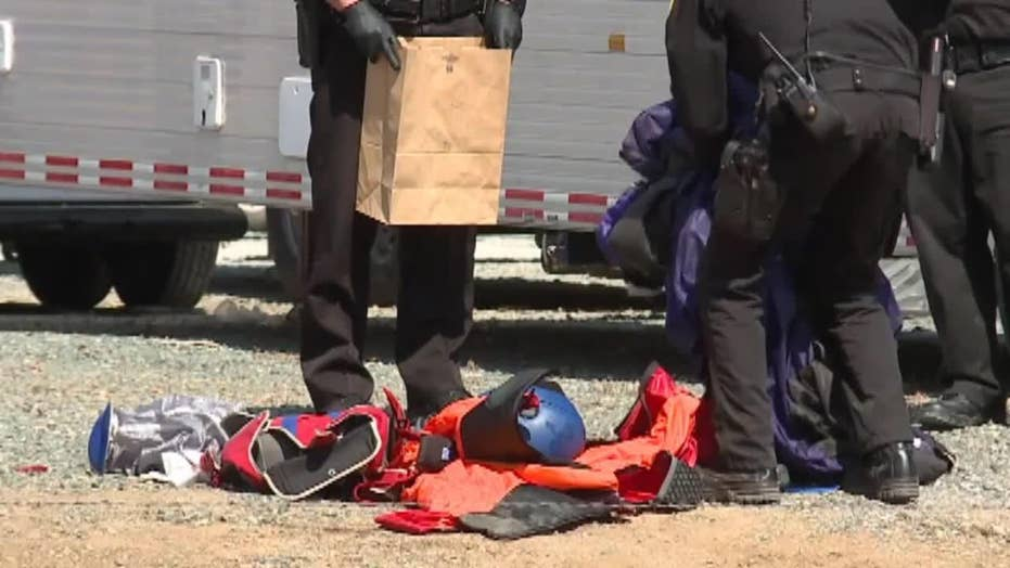Investigators focus on parachute in fatal skydiving accident