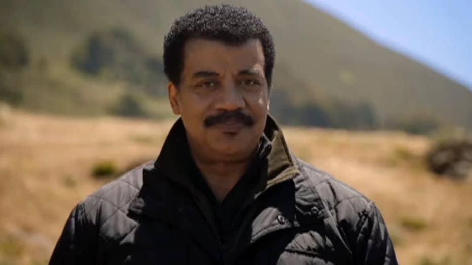 Neil deGrasse Tyson on exploration, third season of 'Cosmos'
