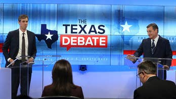 Cruz, O'Rourke spar on immigration in fiery Senate debate