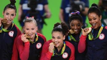 Olympian Laurie Hernandez on Larry Nassar, body insecurities