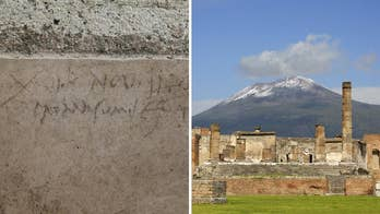 New Vesuvius eruption secrets revealed: Pompeii