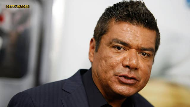 George Lopez gets physical with Trump supporter at Hooters