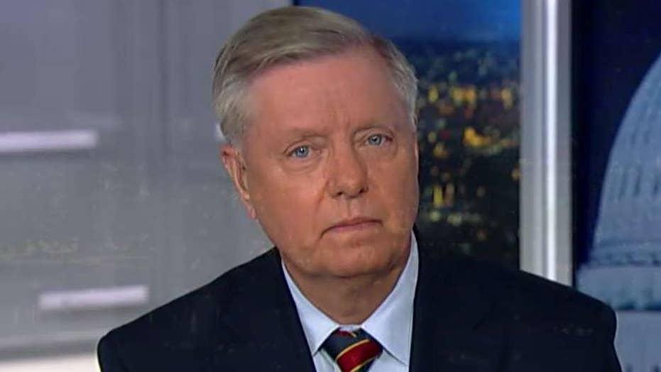 Sen. Lindsey Graham rips Saudi Arabia over Khashoggi case