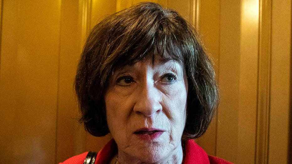 Susan Collins faces calls to rescind her honorary degree