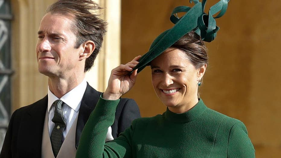 Pippa Middleton is a mom