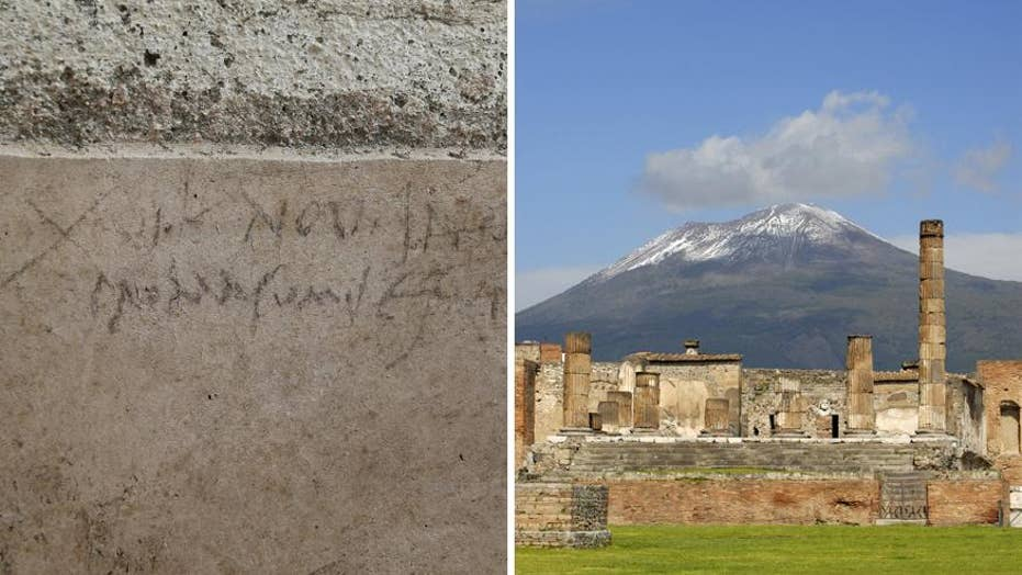 New Vesuvius eruption secrets revealed: Pompeii