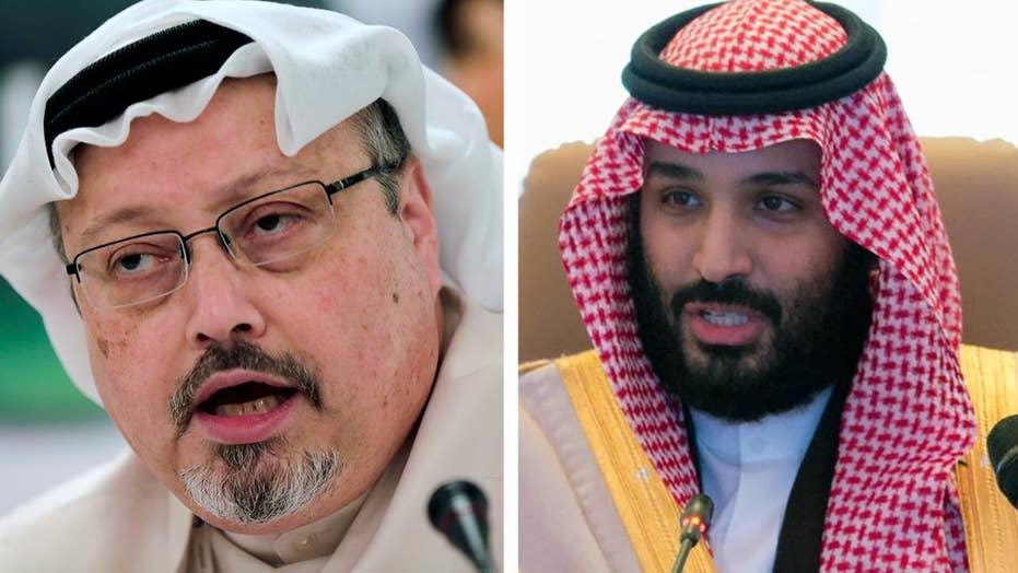 Suspects in Khashoggi case linked to Saudi crown prince
