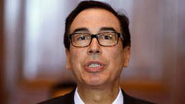 Mnuchin cancels plans to attend Saudi Arabia conference