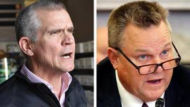 Montana senator on defense for role in derailing Trump's Veterans Affairs nominee