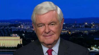 Gingrich: Midterms defined by 'Kavanaugh' and 'caravan'