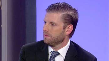 Eric Trump urges voter turnout for GOP to keep Congress