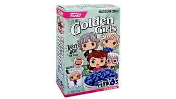 'Golden Girls' now have their own cereal