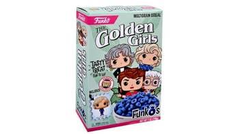 'Golden Girls'-themed cereal flying off shelves