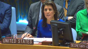 Haley rips into Iran's 'crony terrorism,' use of child soldiers in fiery return to Security Council