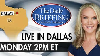 'The Daily Briefing' heads to Texas
