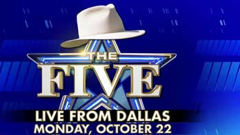 'The Five' hits the road, heads to Dallas
