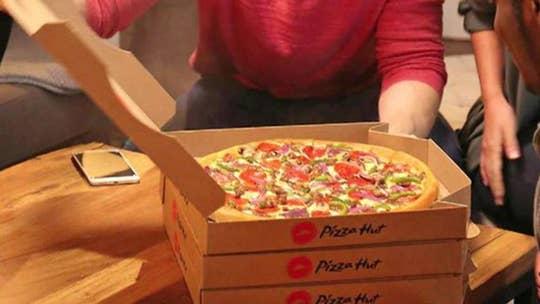 Pizza Hut rolls out new menu