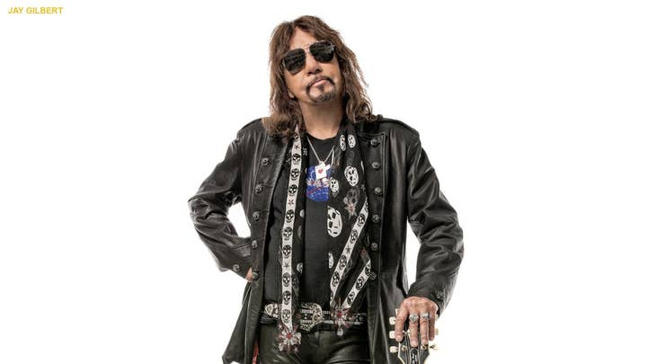 Ace Frehley explains why he's putting KISS drama behind him
