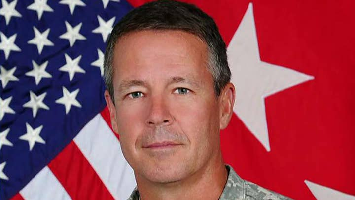Narrow escape for top U.S. military commander in Afghanistan